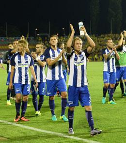 Hertha vs Br�ndby