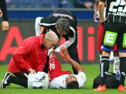Muskelabriss! Schalke-Gegner Salzburg vorerst ohne Wanderson