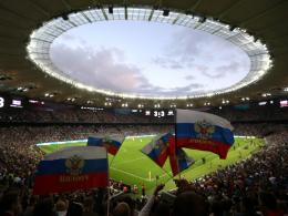 Volles, neues Stadion in Krasnodar - Premierengast S04