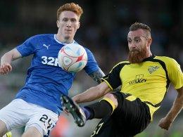 Aus in Runde 1: Rangers-Blamage gegen Niederkorn