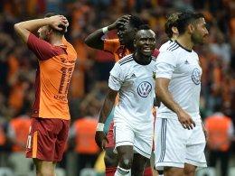 Aus: Galatasaray scheitert an Östersund