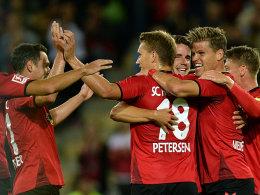 Freiburg glückt der Europa-Start - Milans Rückkehr