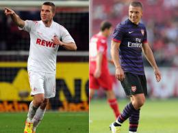 Podolski freut sich auf das Highlight: