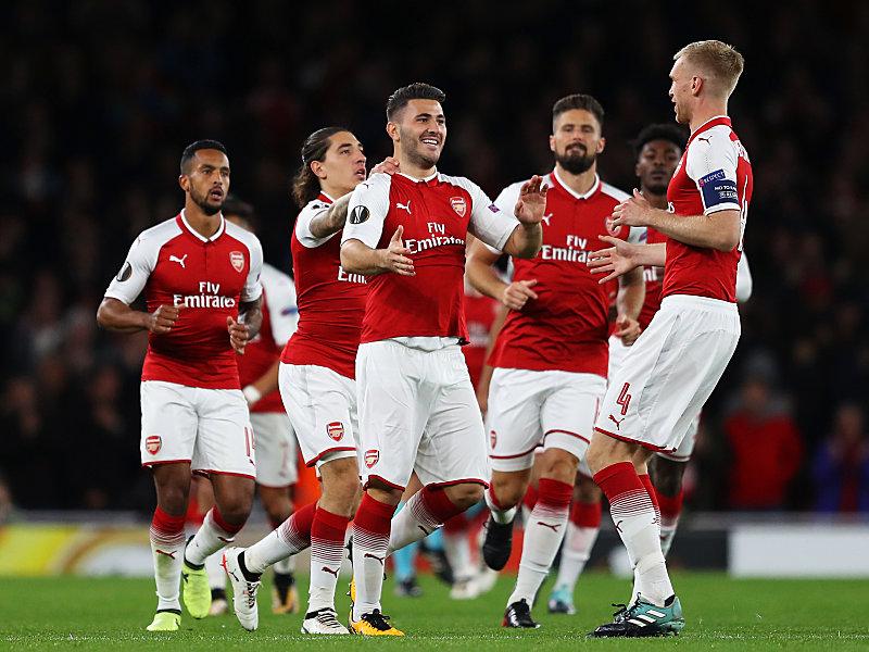 Europa League 1 Spieltag Arsenal Dreht Gegen Den 1 Fc Köln Auf