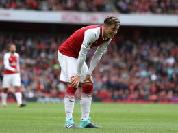 Arsenal schont gegen Köln sieben Stammkräfte