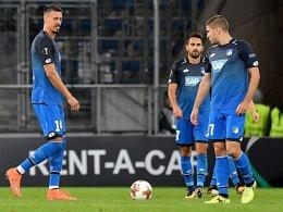Hoffenheim: Wagner scherzt über halbleeres Stadion