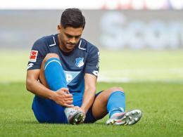 Hoffenheim: Amiri muss wohl passen
