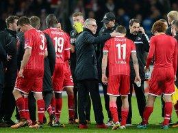 Wieder nichts: Hertha und Köln gehen leer aus