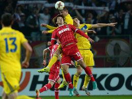 LIVE! Luhansk sticht erneut - FC harmlos