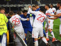 Everton am Abgrund - Skandal um Fan mit Kind auf Arm