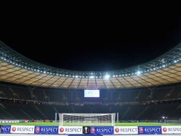 Flugzeug-Defekt: Hertha trainiert nicht in Bilbao