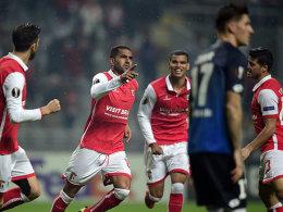 Hoffenheims Europa-Traum endet in Braga