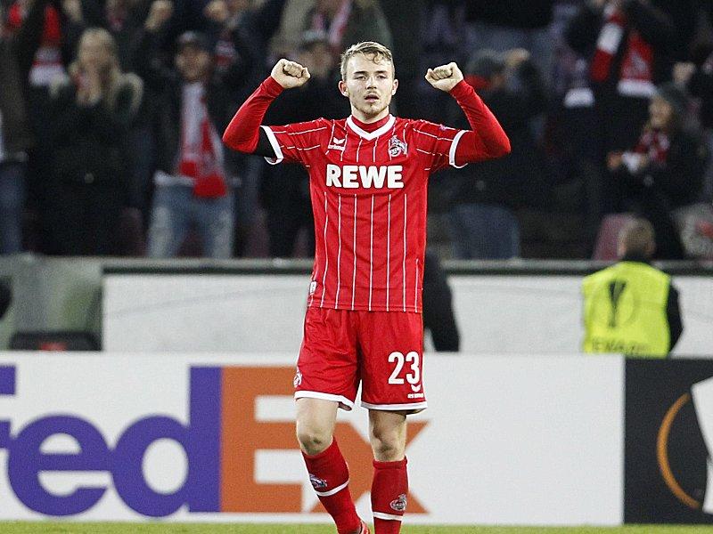 Der 1 Fc Köln Schöpft Nach Dem 10 In Der Europa League Gegen Den