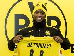 BVB nominiert Batshuayi und Reus für die Europa League