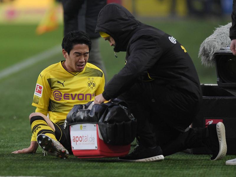 Borussia in der Bringschuld