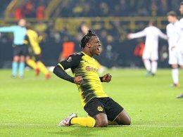 Dortmund kämpft sich zurück - Arsenal souverän