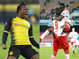 Bilder: Leipzig schlägt Neapel - BVB siegt dank Batshuayi