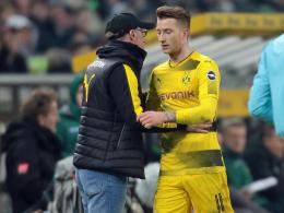 BVB ganz in Gelb - Reus für Stöger