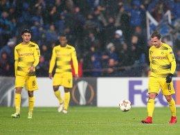 LIVE! Kaltstart des BVB - Atalanta dominiert