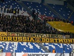 Bilder: BVB-Fans und eine späte Erlösung bei Atalanta