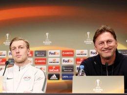 Stadion gegen Zenit nur halbvoll: Hasenhüttl hat Verständnis