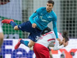 Kreuzbandriss: Zenits Mammana verpasst WM