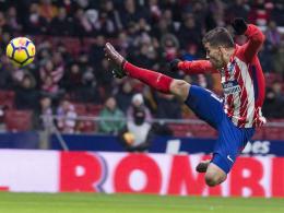 Atletico fertigt Lok ab - Große Sorgen um Filipe Luis