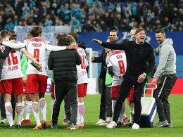 RB Leipzig und die Hypothek des Erfolges
