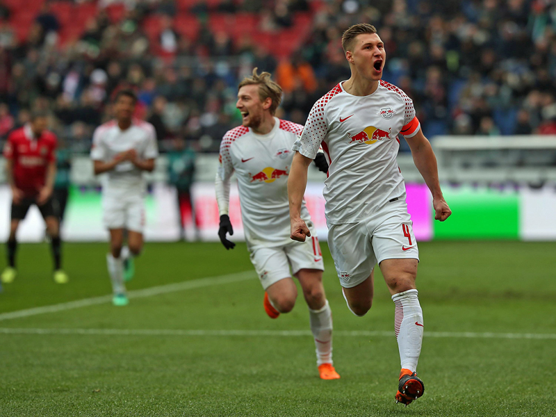 RB Leipzig fordert Olympique Marseille