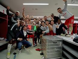 Salzburgs Fußballmärchen nach magischen vier Minuten