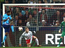 Atletico im Finale - OM zerstört Salzburger Traum