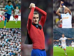 Vier Punkte: Was Griezmann so eng mit Marseille verbindet