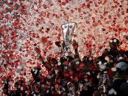 Dank Schlitzohr Griezmann: Atletico schlägt Marseille