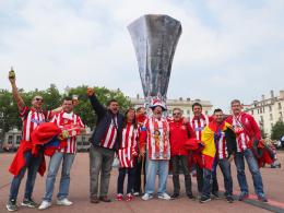 Bilder: Grande Griezmann und frenetische Fans