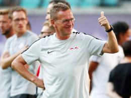 Nach Comeback-Sieg: Rangnicks Fokus auf Seefeld
