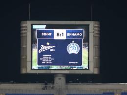 8:1 nach 0:4! Wahnsinn in St. Petersburg
