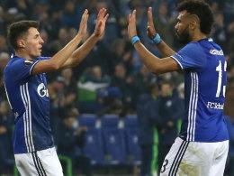Schalke schafft's - ManUnited siegt mit Schweinsteiger