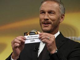 Auslosung im Ticker: Schalke zieht Gladbach