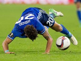 Schalke: Erst Europacup-Desaster, nun Abwehr-Alarm