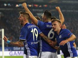 Schalker Mut wird nicht belohnt - ManUnited weiter