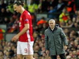 Mourinho: Für Ibrahimovic ins Europa-League-Finale