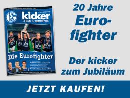 Typen und Triumphe: Schalkes Eurofighter