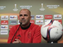Ajax-Coach Bosz: