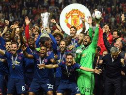Ajax geschlagen: ManUnited gewinnt Europa League!