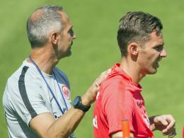 Europa League: SGE ohne Fabian, Hrgota und Wiedwald