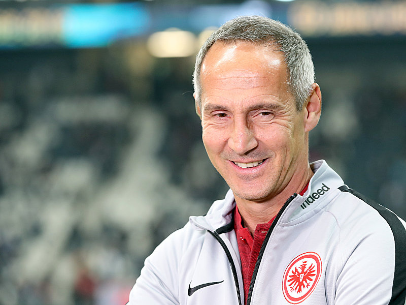 Frankfurt setzt Siegesserie fort - 2:0 gegen Limassol