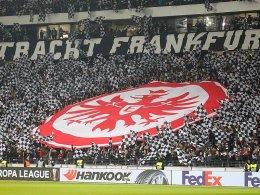 Eintracht-Ticketkontingent in Rom um 2700 Karten erhöht