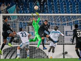 LIVE! Frankfurt bei Lazio: Gelingt die perfekte Runde?
