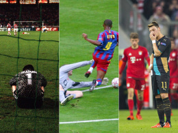Seaman, Lehmann, Achtelfinale: Arsenal im Europapokal