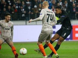 Haller ebnet Frankfurt den Weg - Arsenal korrigiert die Blamage